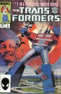 Transformers (1984 Marvel) 1REP.3RD