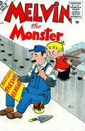 Melvin the Monster (1956 Atlas) 1