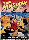 Don Winslow of the Navy (1943 Fawcett) 16