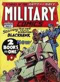 Military Comics (1941) 1