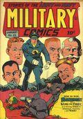 Military Comics (1941) 25