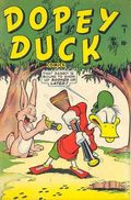 Dopey Duck Comics (1945) 1