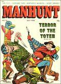Manhunt! (1947) 10