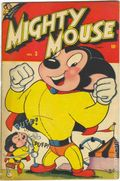 Mighty Mouse (1946 Timely) 3