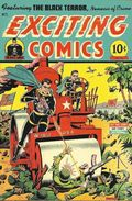 Exciting Comics (1940) 35