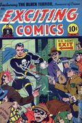 Exciting Comics (1940) 50
