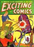 Exciting Comics (1940) 3