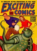 Exciting Comics (1940) 6