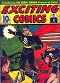 Exciting Comics (1940) 9