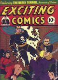 Exciting Comics (1940) 12