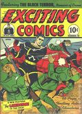 Exciting Comics (1940) 18