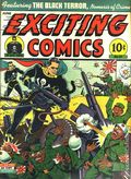 Exciting Comics (1940) 27
