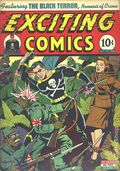 Exciting Comics (1940) 30