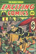 Exciting Comics (1940) 33