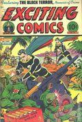 Exciting Comics (1940) 36