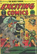 Exciting Comics (1940) 45