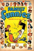 Family Funnies (1950 Harvey) 4