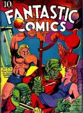 Fantastic Comics (1939 Fox Features Syndicate) 6