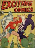 Exciting Comics (1940) 1
