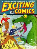 Exciting Comics (1940) 4