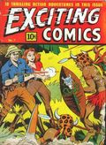 Exciting Comics (1940) 7