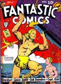 Fantastic Comics (1939 Fox Features Syndicate) 12