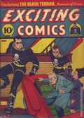 Exciting Comics (1940) 10