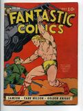 Fantastic Comics (1939 Fox Features Syndicate) 18