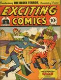 Exciting Comics (1940) 22