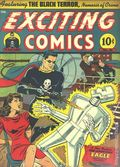 Exciting Comics (1940) 25