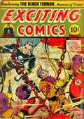Exciting Comics (1940) 28