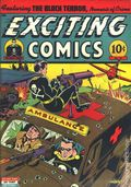 Exciting Comics (1940) 31