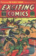 Exciting Comics (1940) 34