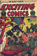 Exciting Comics (1940) 40