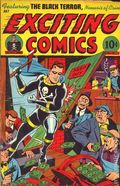 Exciting Comics (1940) 49