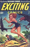 Exciting Comics (1940) 64