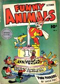 Fawcett's Funny Animals (1943) 11