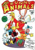 Fawcett's Funny Animals (1942-1956 Fawcett/Charlton) 35
