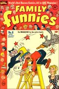 Family Funnies (1950 Harvey) 8