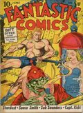 Fantastic Comics (1939 Fox Features Syndicate) 7