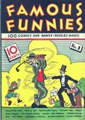 Famous Funnies (1934) 1