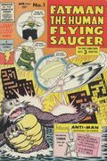 Fatman the Human Flying Saucer (1967) 1