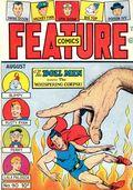 Feature Comics (1939) 90