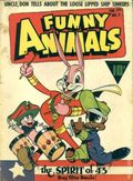 Fawcett's Funny Animals (1943) 3