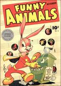 Fawcett's Funny Animals (1943) 12