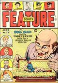 Feature Comics (1939) 123
