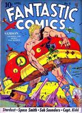 Fantastic Comics (1939 Fox Features Syndicate) 5