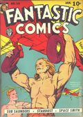 Fantastic Comics (1939 Fox Features Syndicate) 14