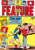 Feature Comics (1939) 100