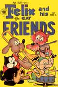 Felix the Cat and His Friends (1953) 3